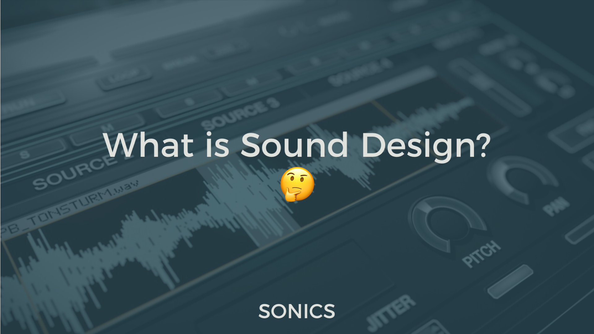 What Is Sound Design Podcast 101 Medium