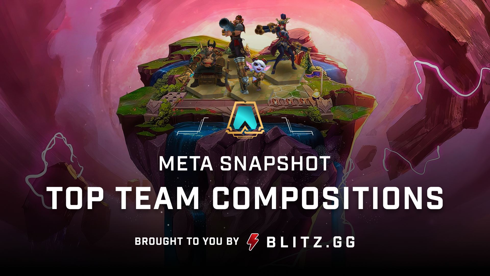 Teamfight Tactics Meta: Top Team Comps for Patch 9 13