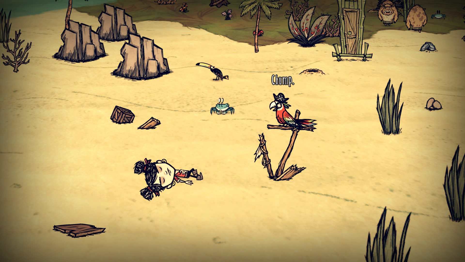 Don't Starve Shipwrecked DLC review: Get rekt. - TardNation ... on bloodborne map, dark souls map, dead rising 3 map, dragon age: inquisition map, h1z1 map, dying light map, five nights at freddy's map, strider map, lords of the fallen map, damnation map, assassin's creed unity map, crackdown 2 map, icewind dale map, destiny map, axiom verge map, the crew map, terraria map, project zomboid map, the elder scrolls online map, everybody's gone to the rapture map,
