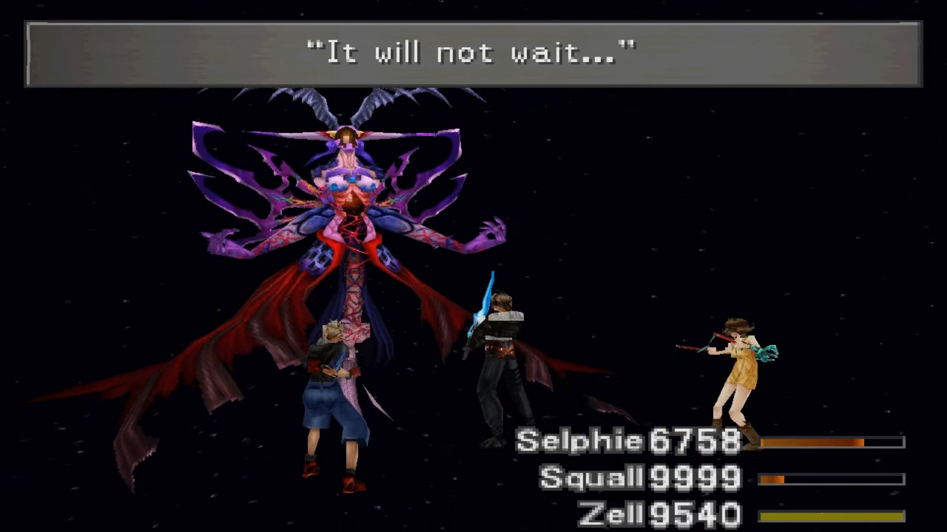 Memory Loss Mental Illness And Final Fantasy Viii