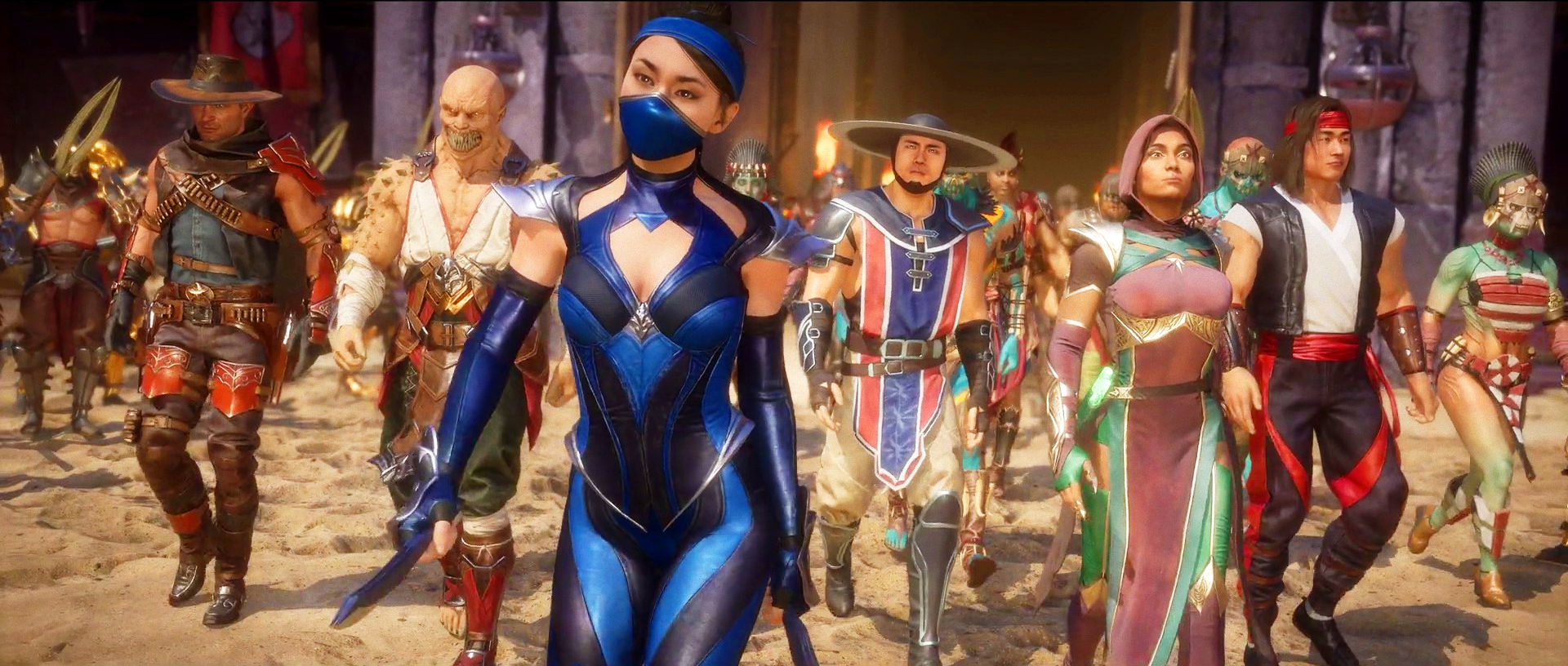 The Imperfect Balance Of Mortal Kombat 11 S Character Chapters