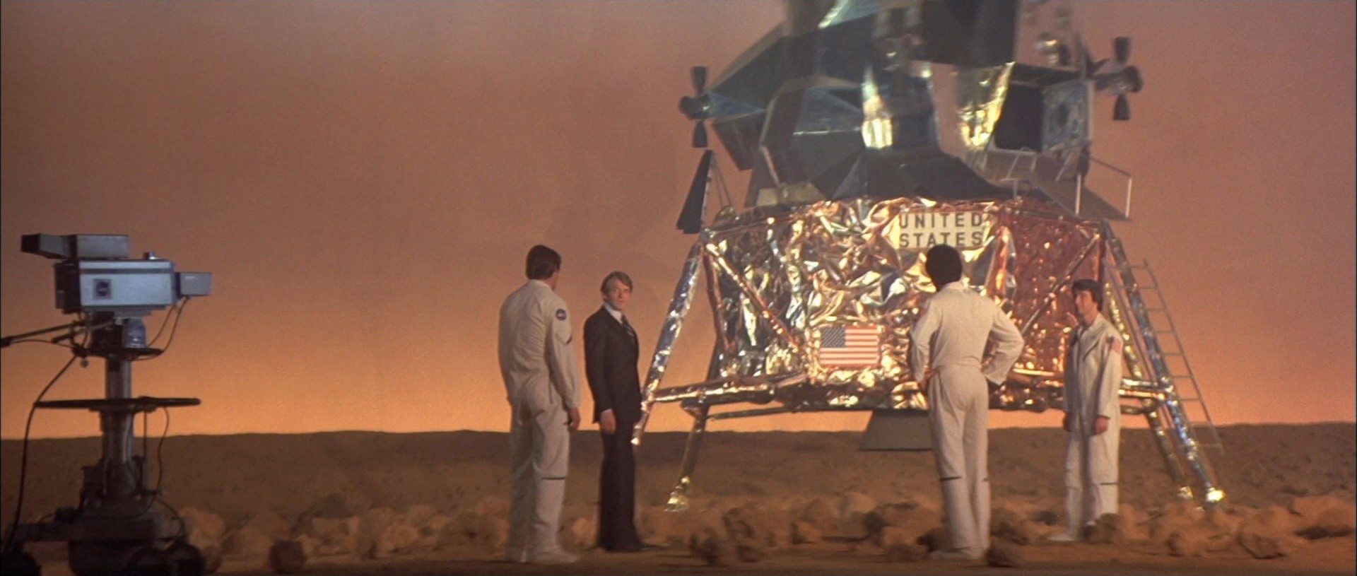 Capricorn One and the birth of the Moon Landing Hoax conspiracy