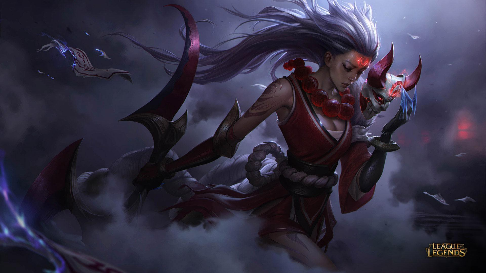 League Of Legends The Hunt Of The Blood Moon Begins