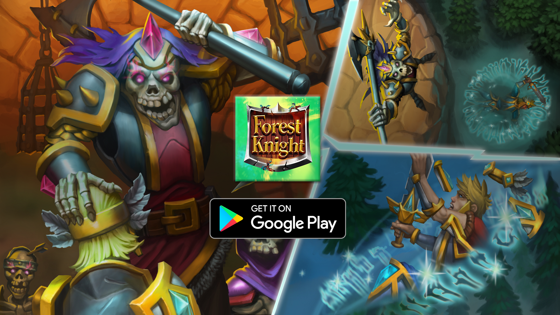 The Gates Are Open.The Gates Of Chronville Are Open Forest Knight Early Access