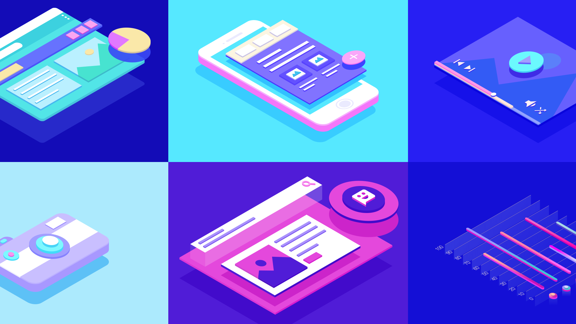 Creating Isometric Illustrations—Made Simple with the