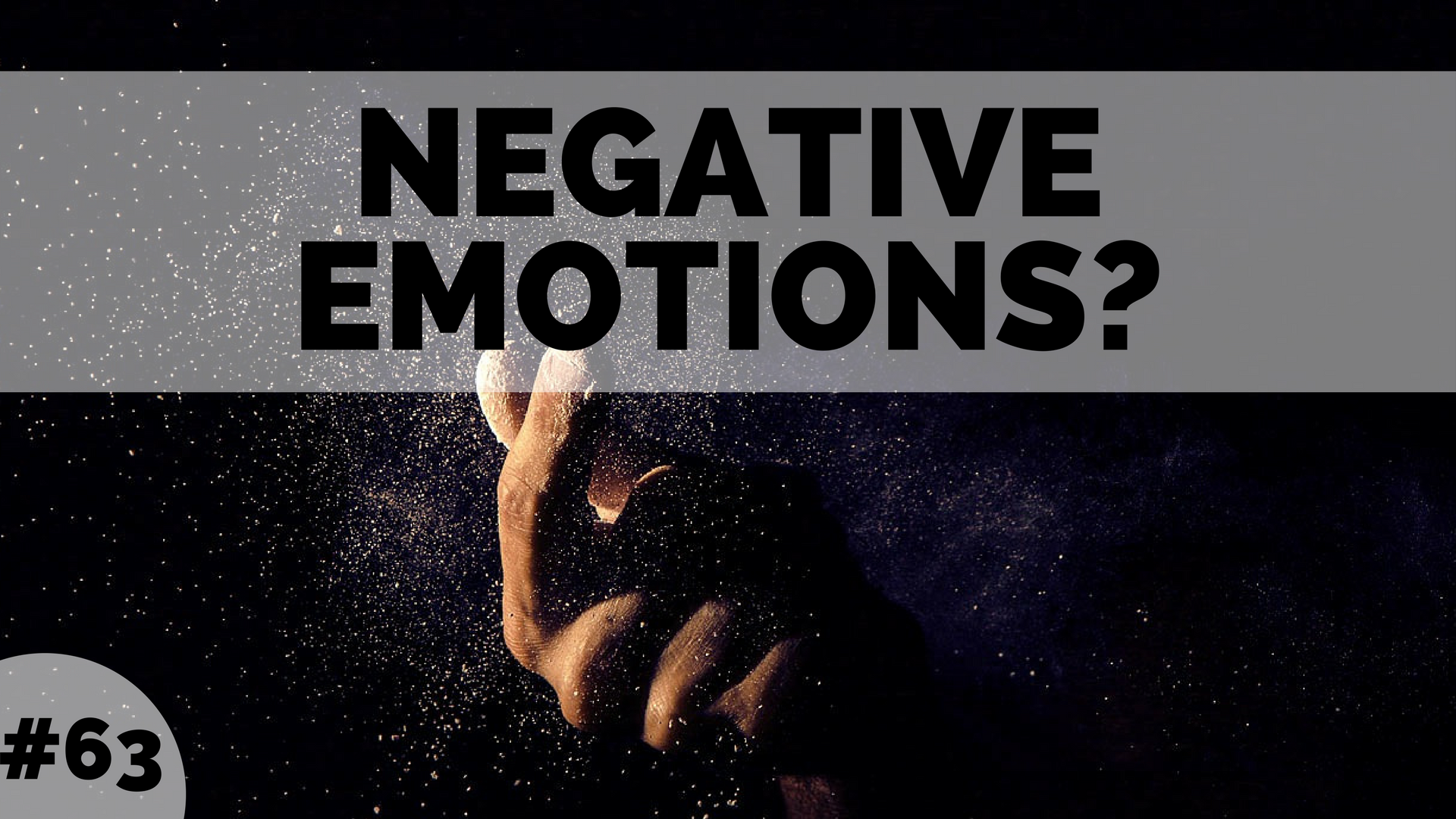 One Easy Way to Deal With Pain and Negative Emotions