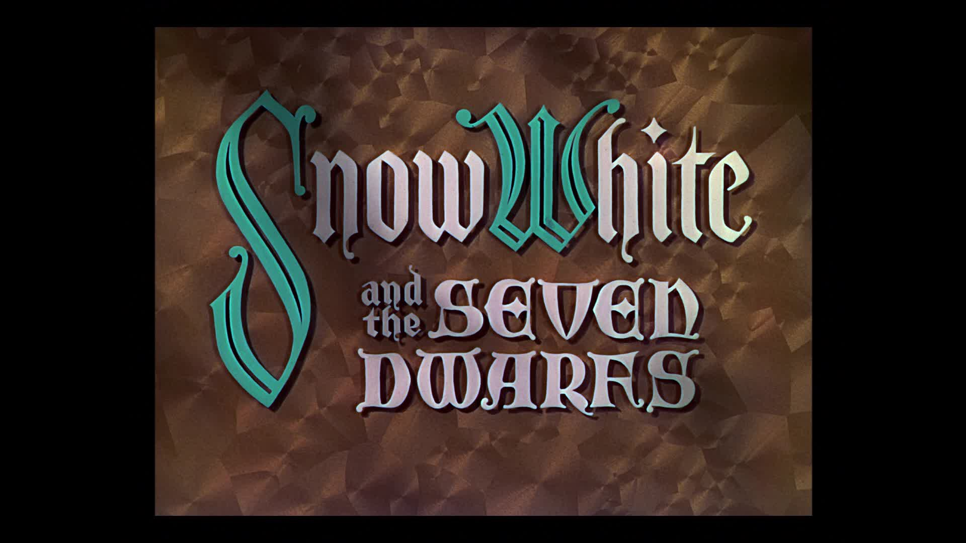 Vintage But Timeless Snow White And The Seven Dwarfs 1937 By Austin Vashaw Cinapse