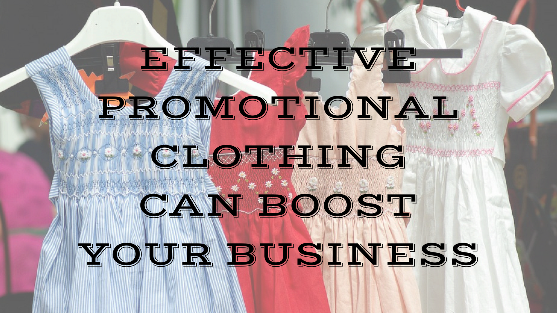 Effective Promotional Clothing Can Boost Your Business By Embroidery Fx Medium