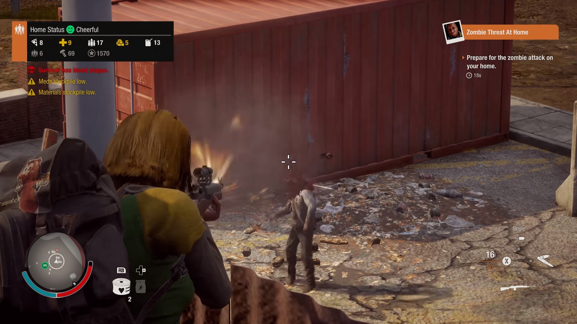 Review — State of Decay 2 - Tasta