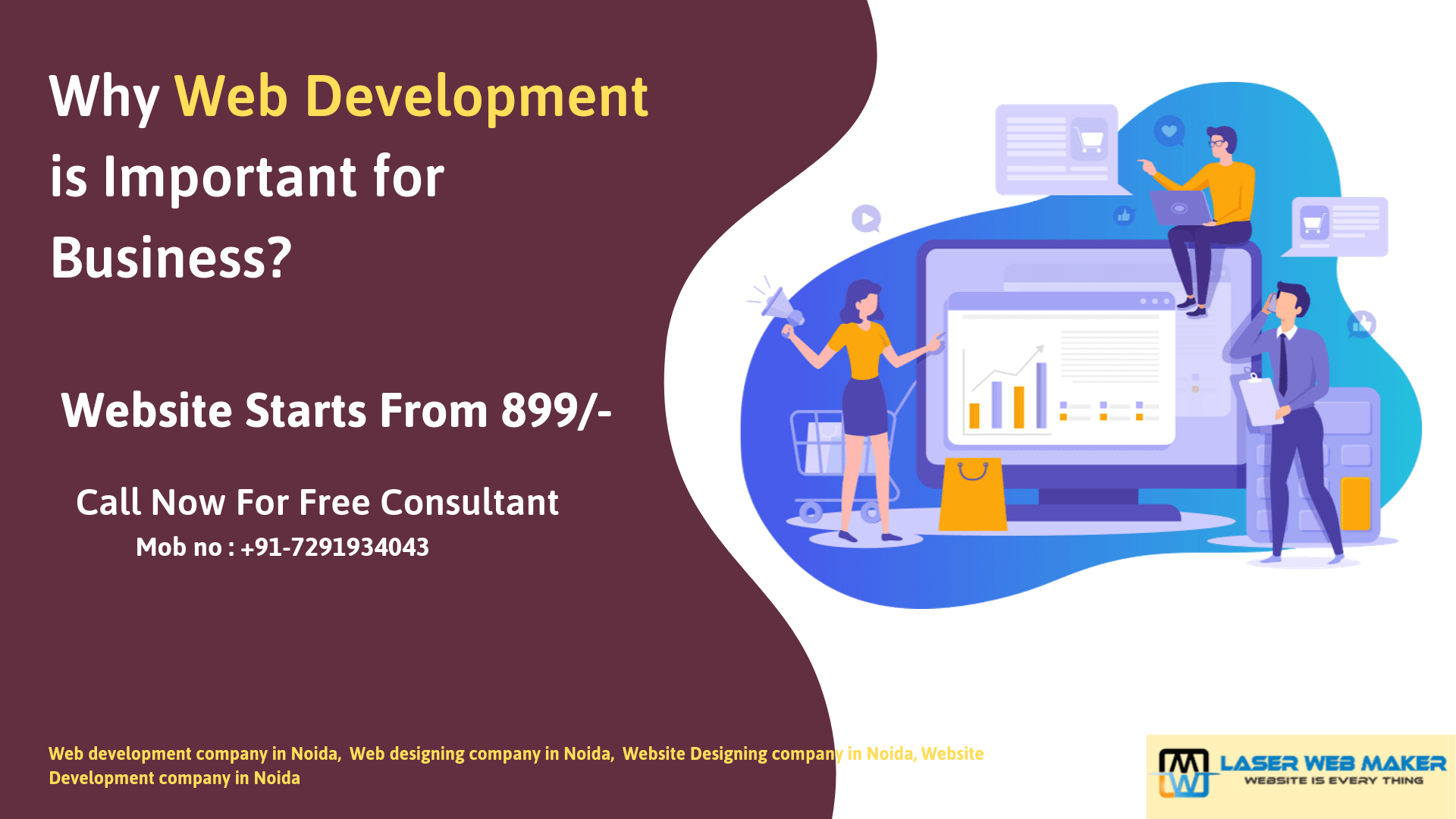 Why Web Development Is Important For Business By Lubna Khan Medium