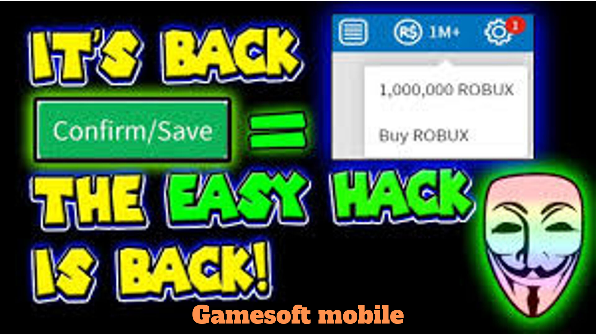 How To Gamesoftmobile Roblox Robux Hack By Abraham Technology
