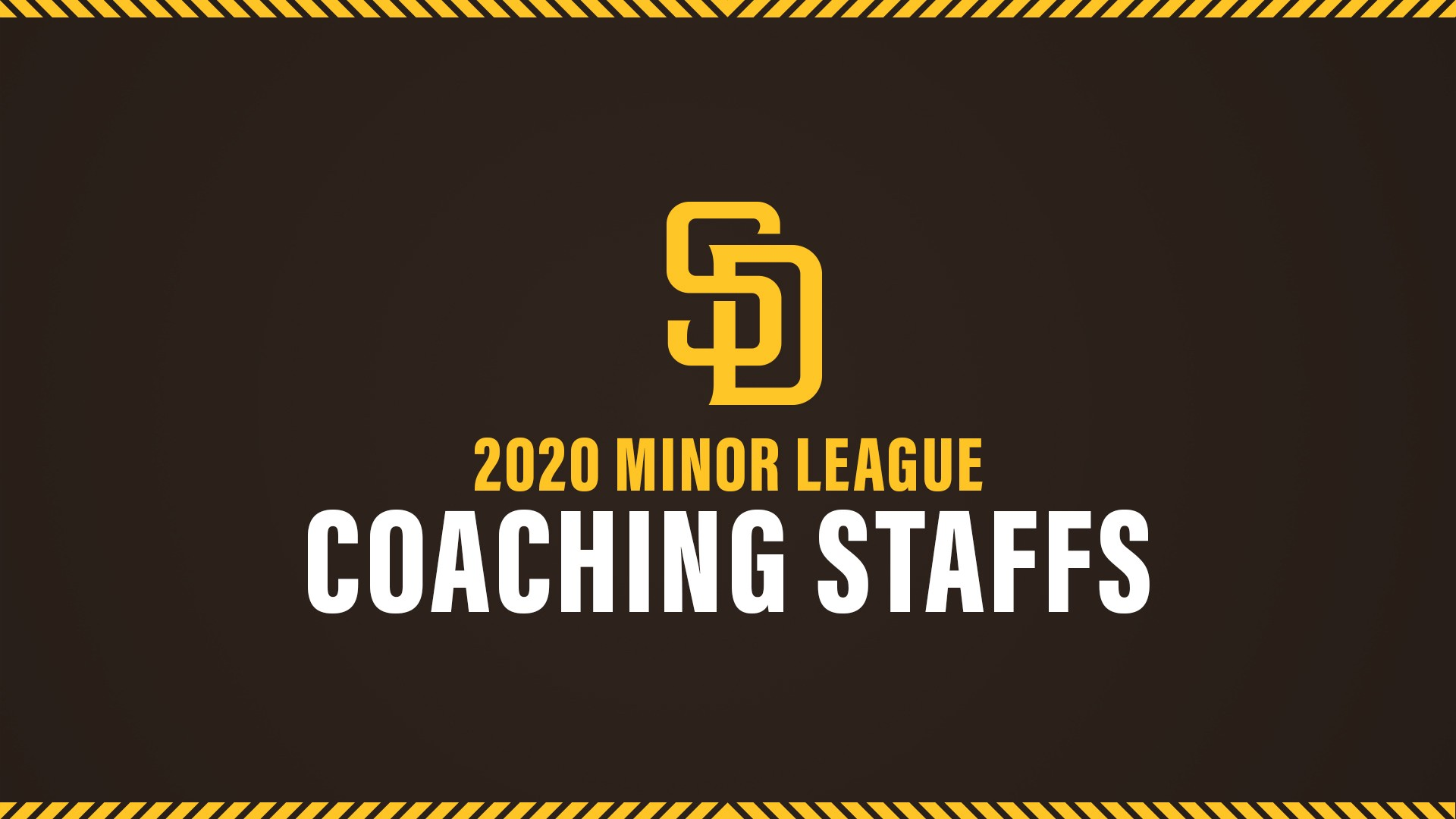 Padres Announce Minor League Coaching Staffs By Friarwire Friarwire