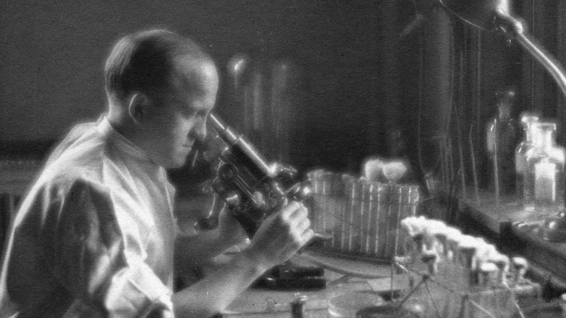 Oswald Avery, sciencing the shit out of stuff