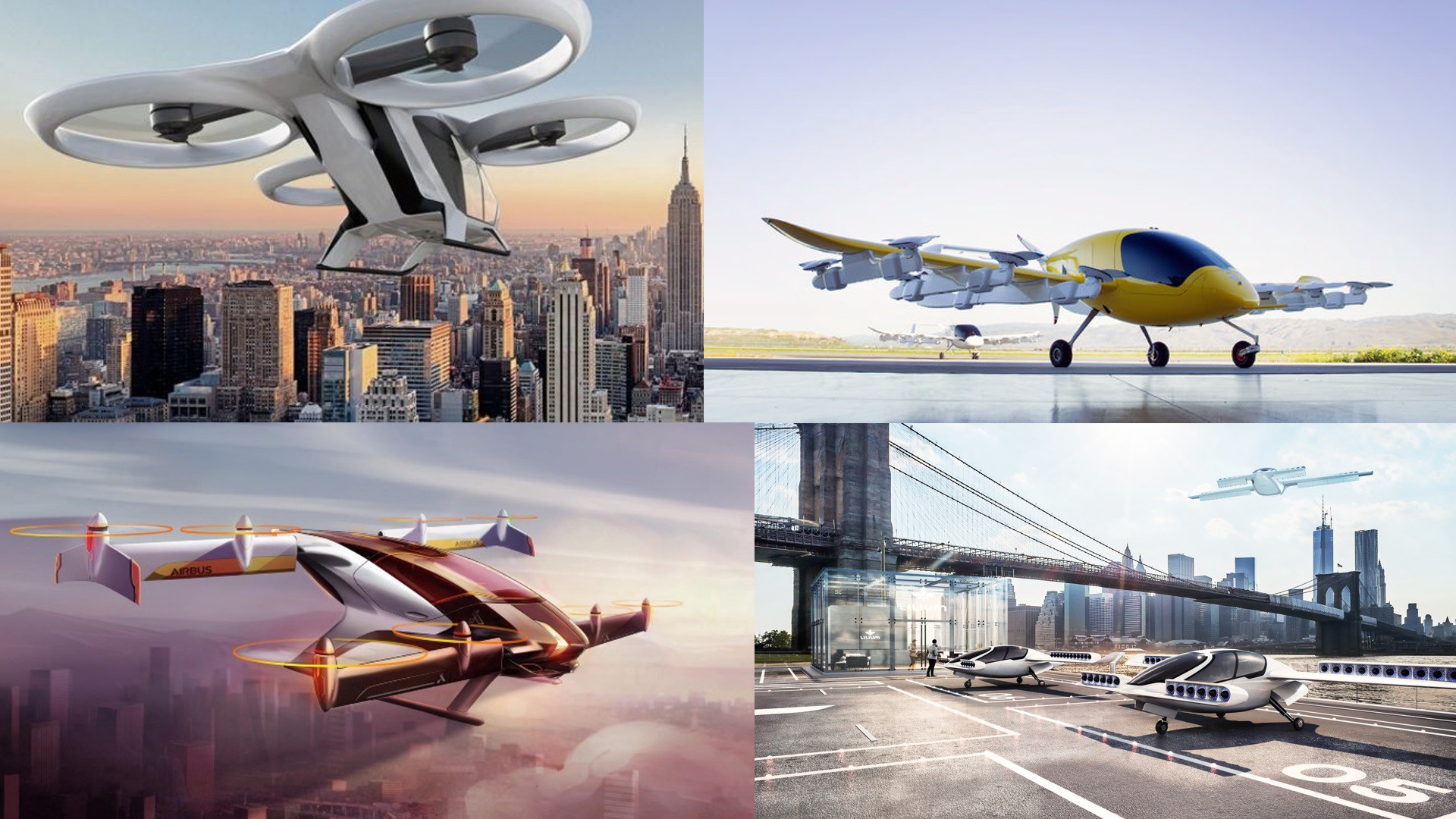 """Flying Cars"""" — What are they, and why should I care?"""