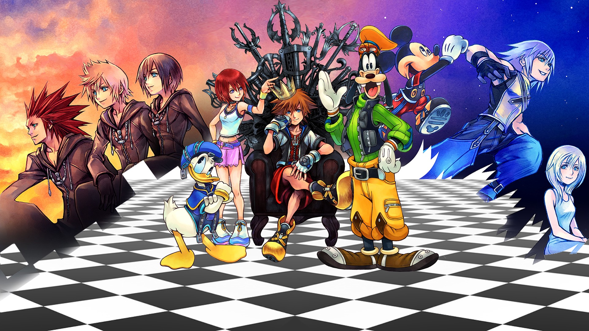 Review Kingdom Hearts Hd 2 8 Final Chapter Prologue