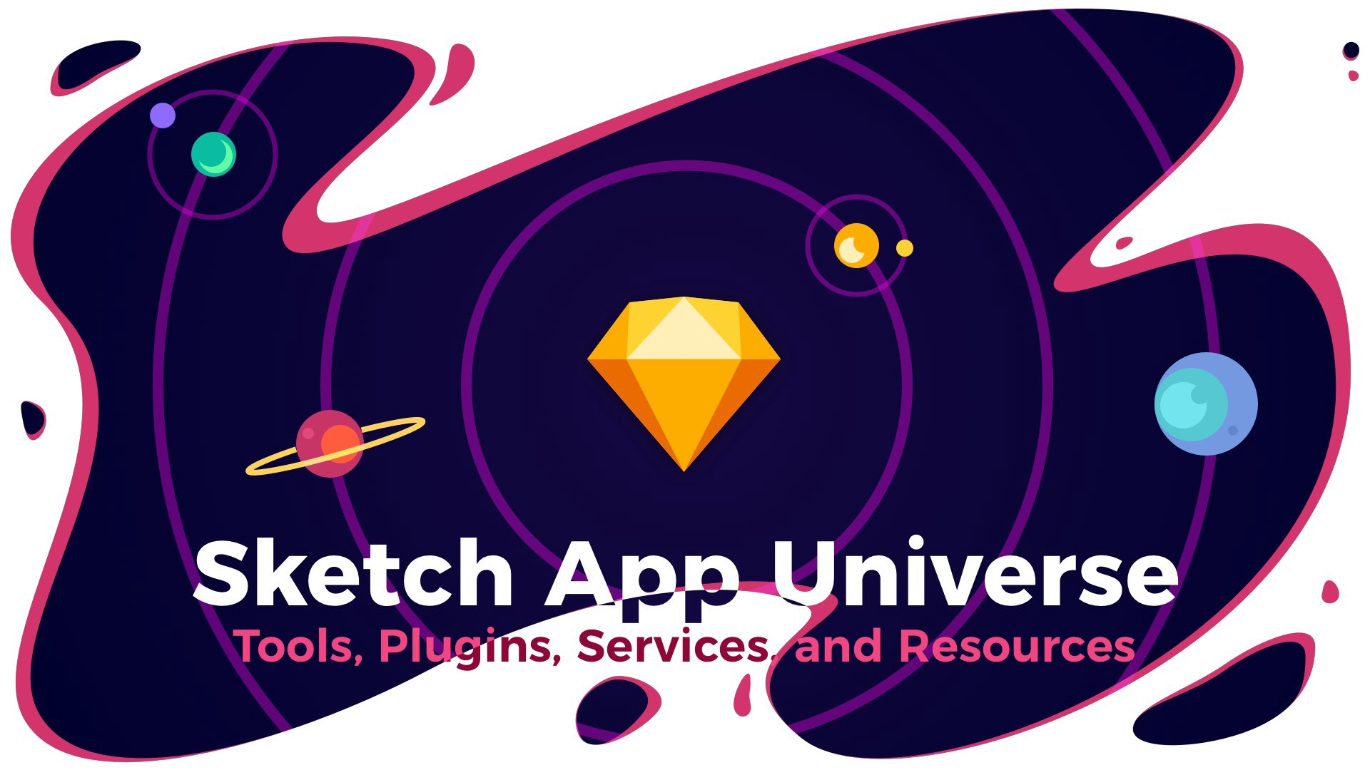 Sketch App Universe — Tools, Plugins, Services, and Resources that