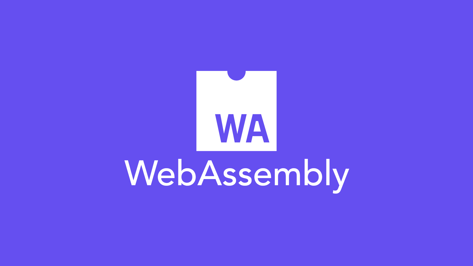 Hello, World of WebAssembly!