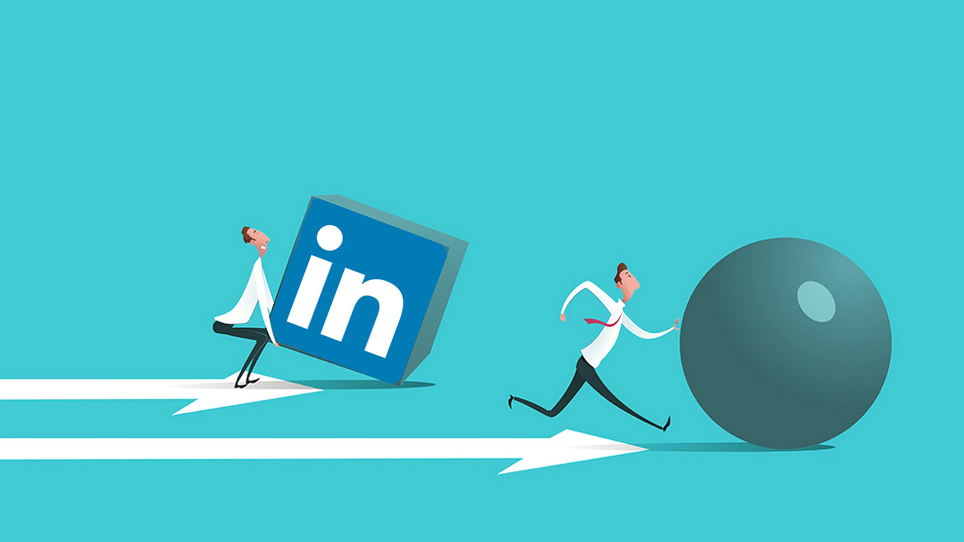 LinkedIn and the monumental effort to make it useful as a network