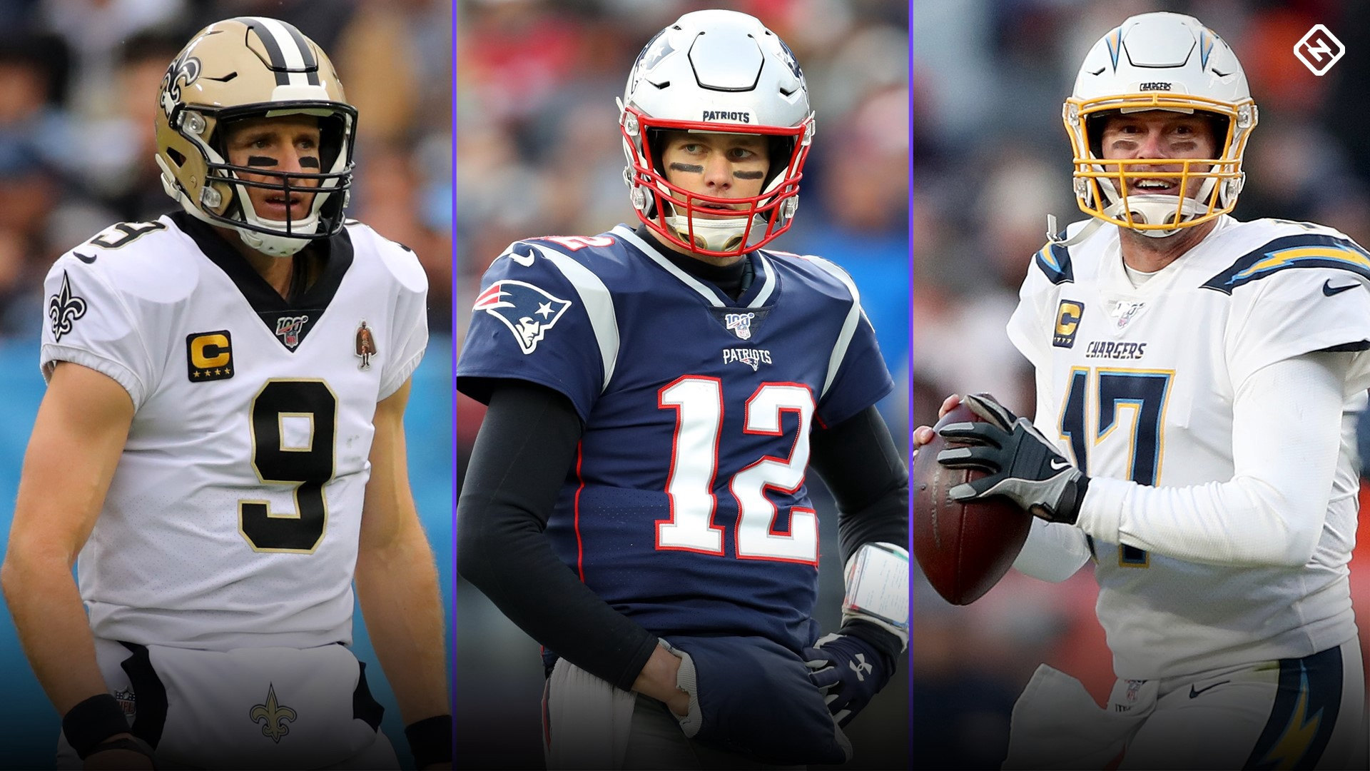 Drew Brees, Tom Brady, and Philip Rivers are all free agents. Will any of them be playing elsewhere on NFL Opening Day 2020?