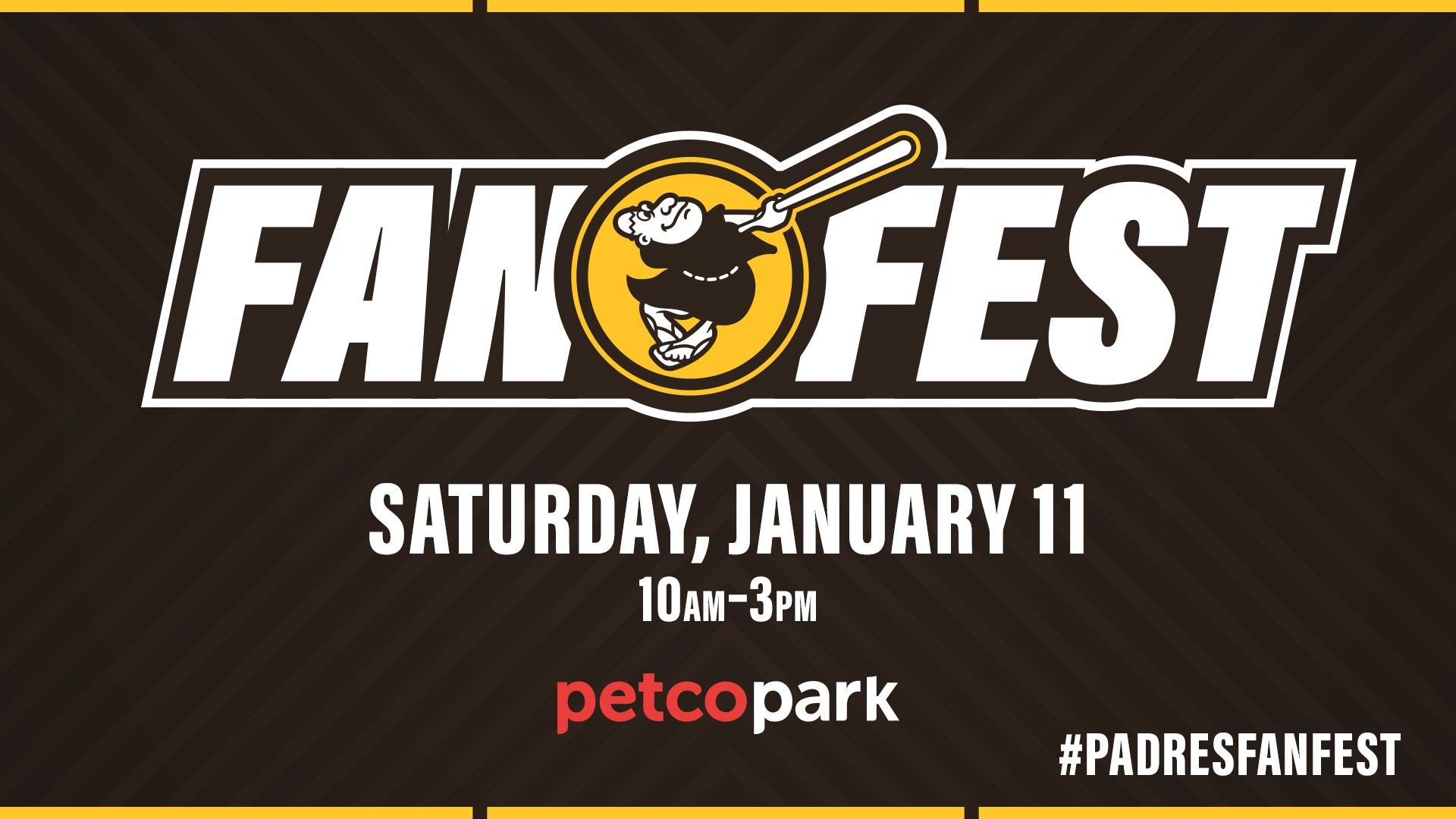 Home Run Derby 2020 Date.Save The Date 2020 Padres Fanfest At Petco Park Friarwire