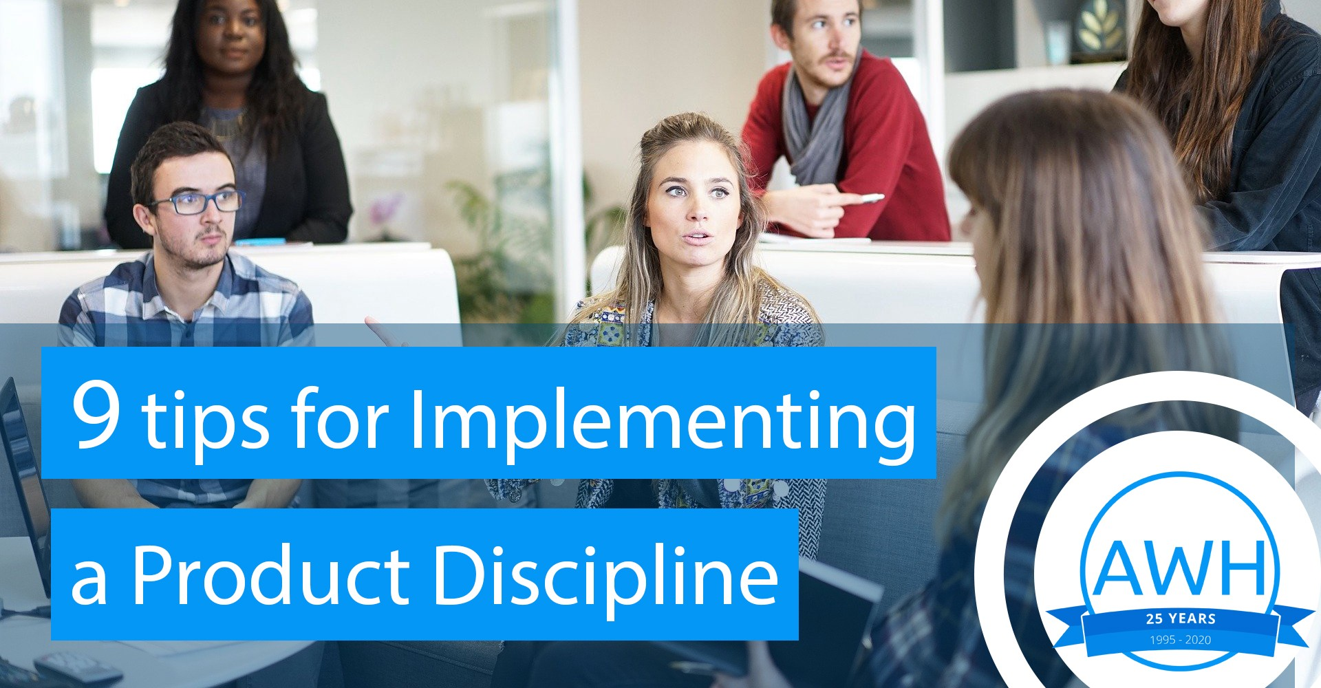 Tips for implementing a product discipline or adding product management to your organization.