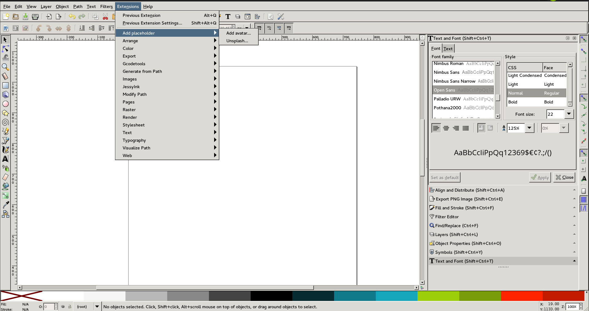 Inkscape extensions by non developers, for non developers  A