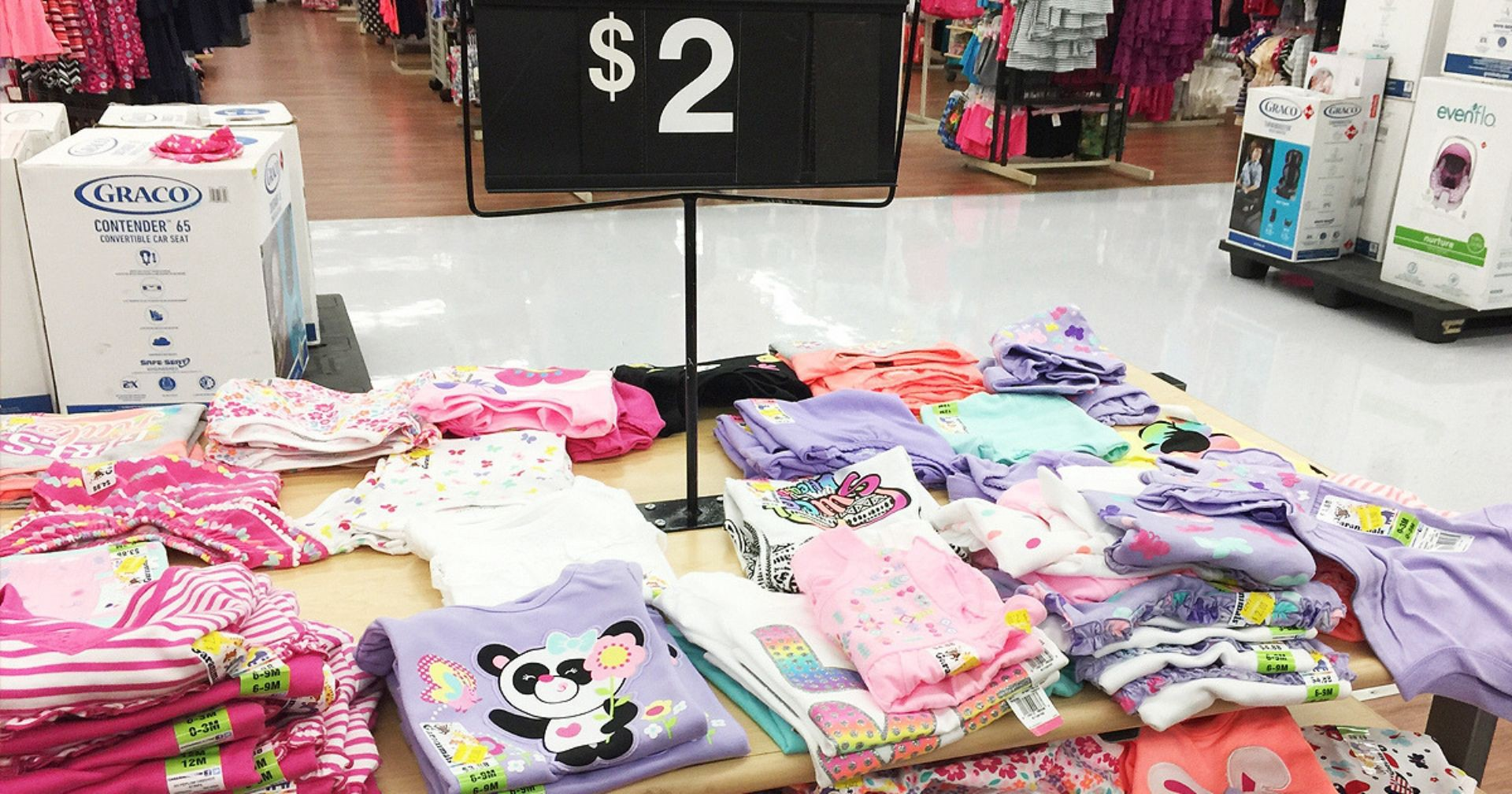 Walmart Baby Kids Clothing Clearance Starting At 2 By Couponndealusa Medium