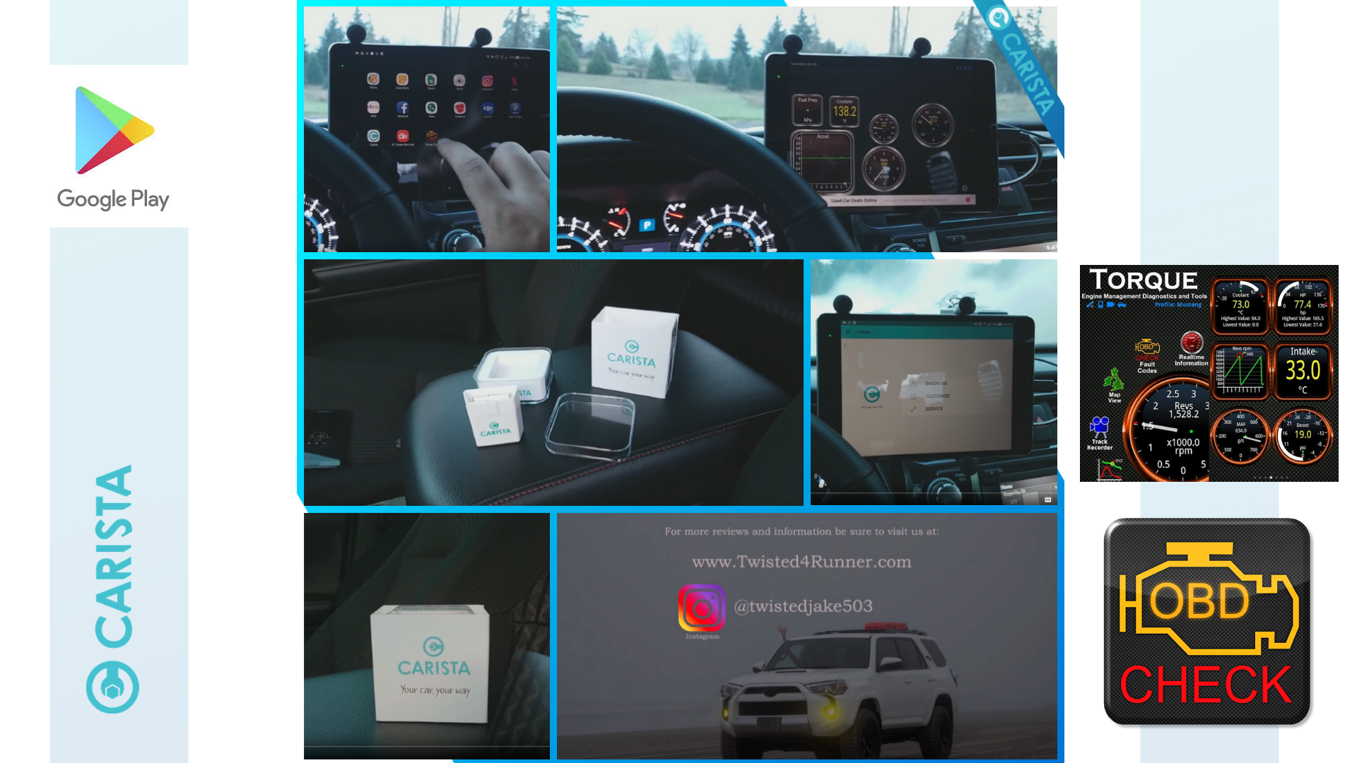 The Torque app and what it does  - Carista Blog