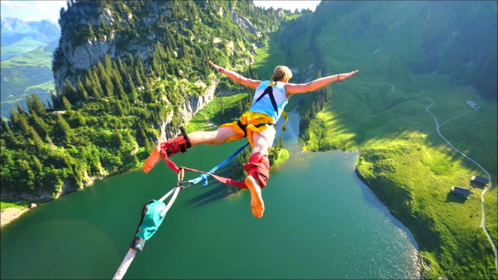 Bungee Jumping.7 Reasons To Go Bunjee Jumping Now By Checkin Story Checkin