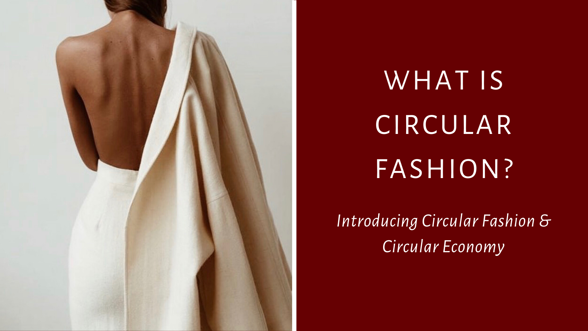 What Is Circular Fashion And Will It Solve Fast Fashions By Katie Mccourt Medium