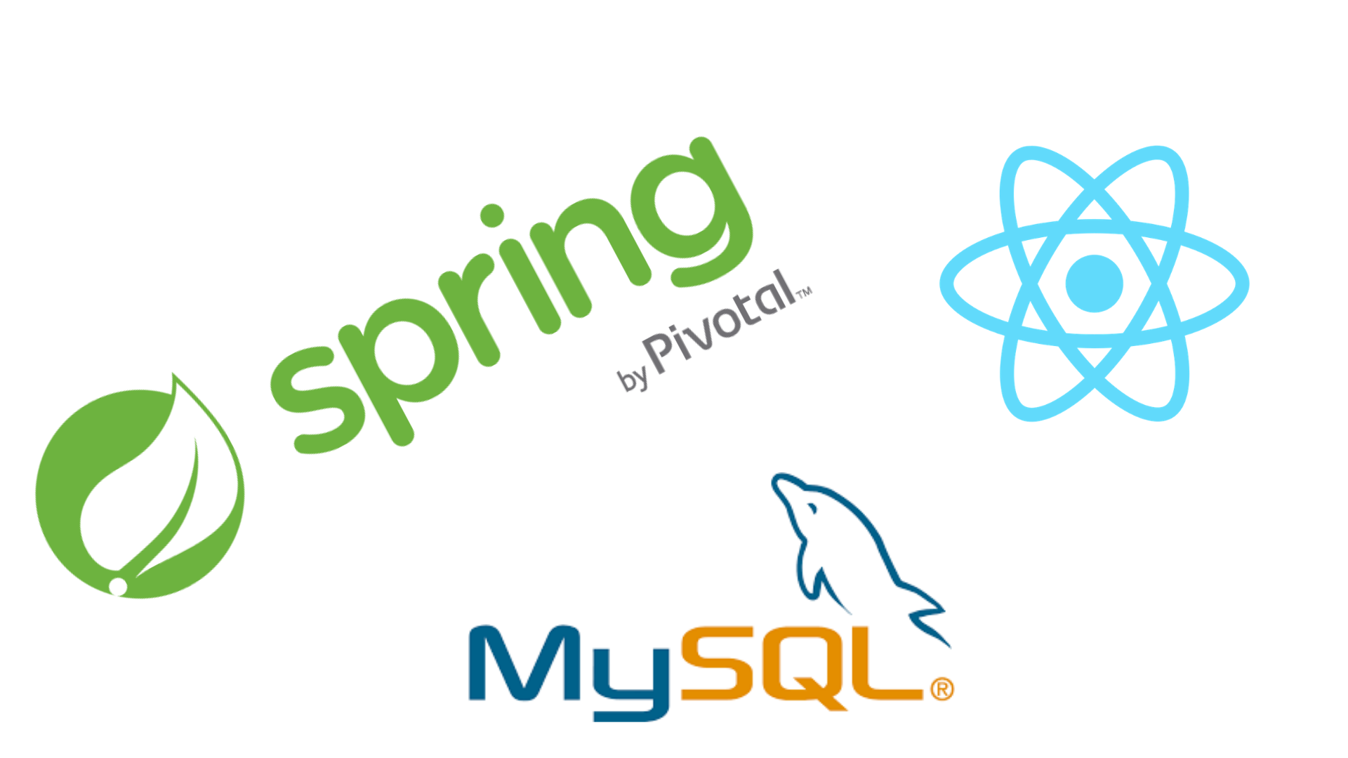Simple Rest API using Spring Boot, React and MySQL  Part I