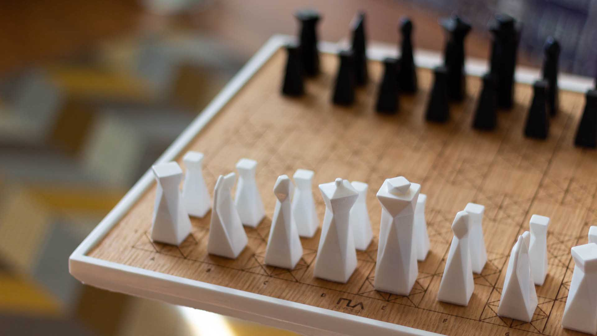 How I Designed The Most Modern Chess Set Ever By Sait Alanyali Bootcamp Medium