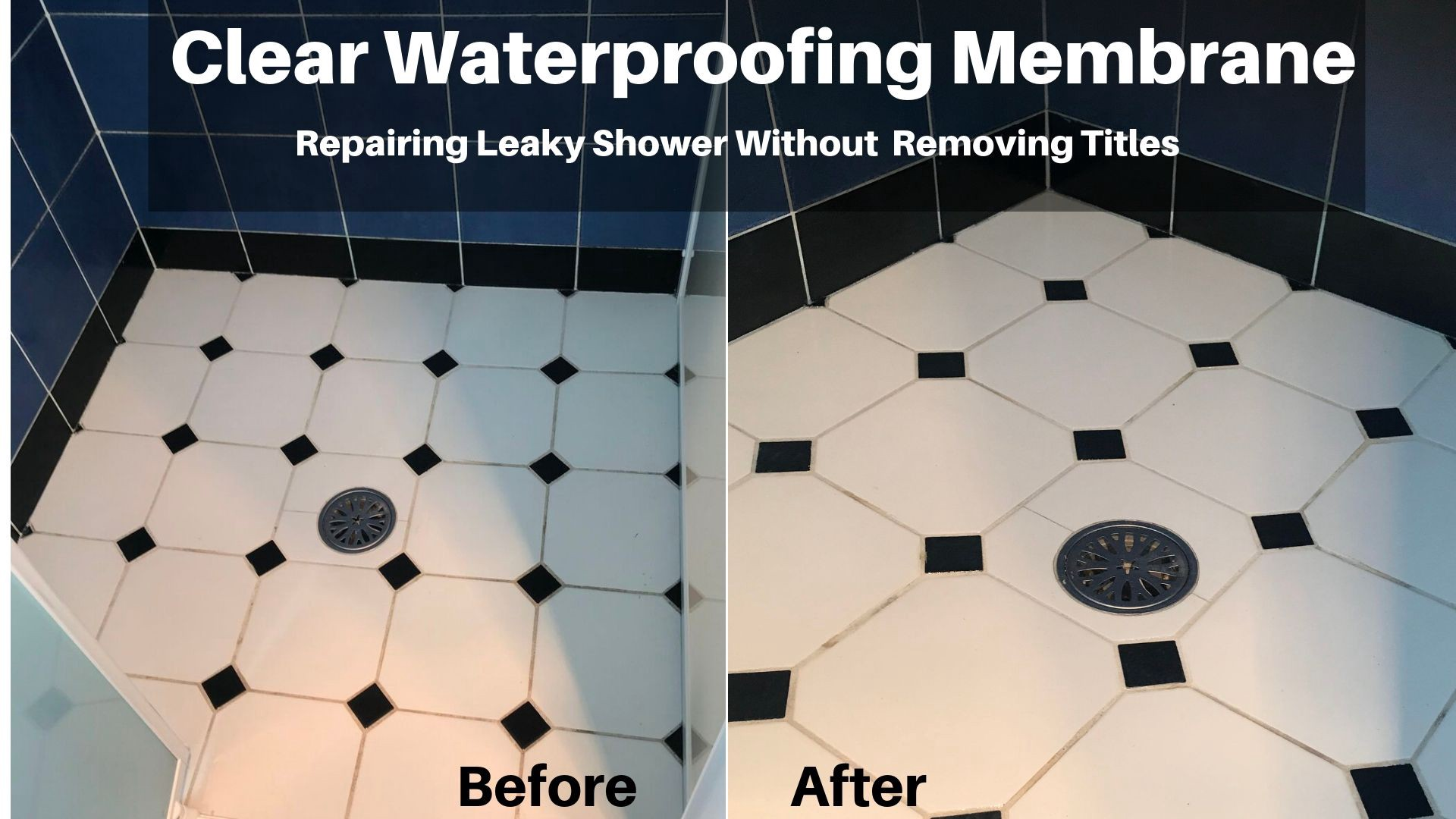 Leaky Shower Repair Tips Cracks Or Missing Grout In Your Shower By Remedial Membranes Medium