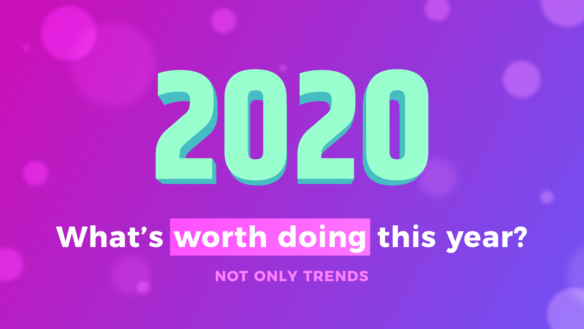 2020 as a designer to boost career