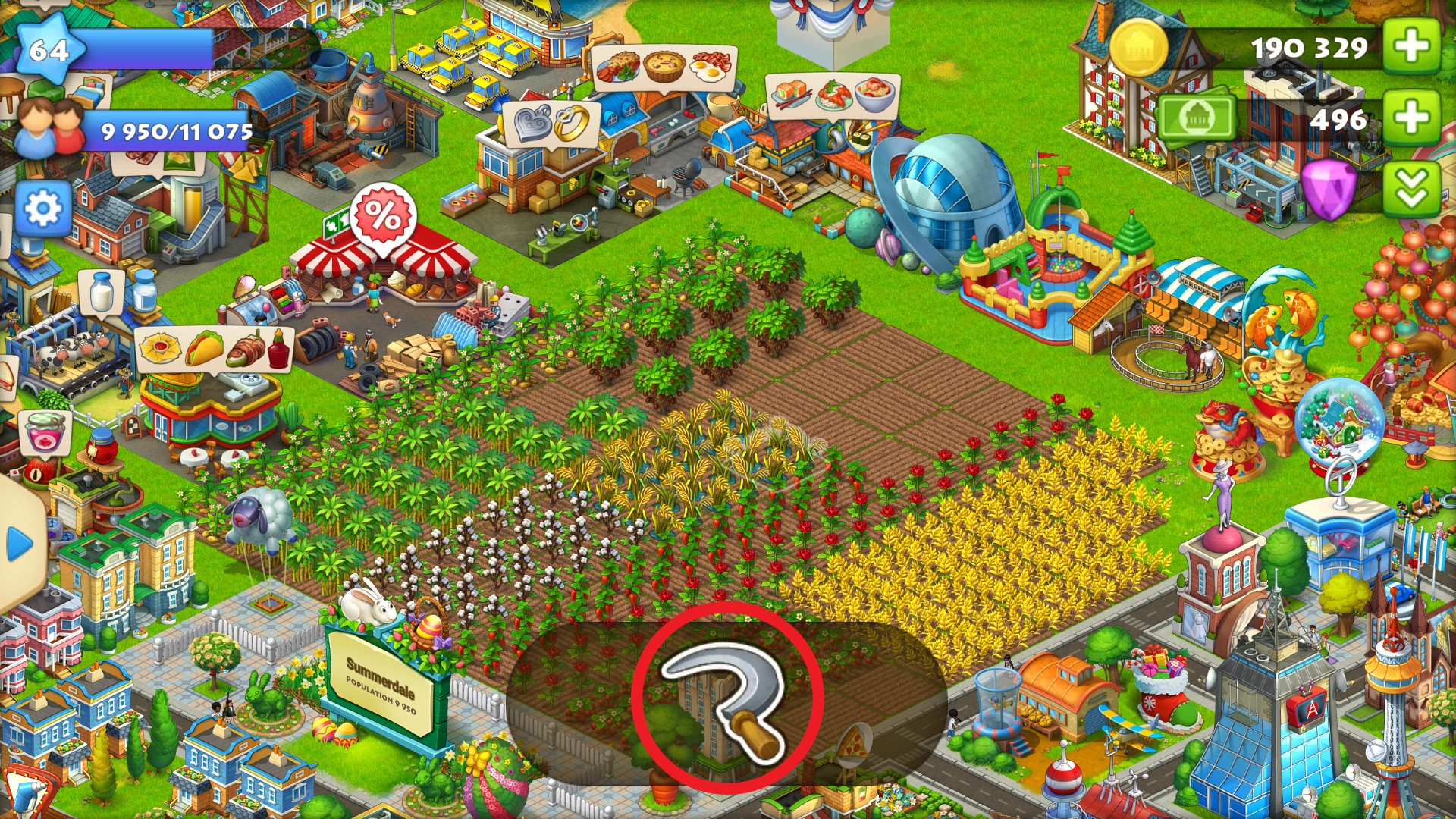 Playrix's Township - Aarthi Padmanabhan - Medium