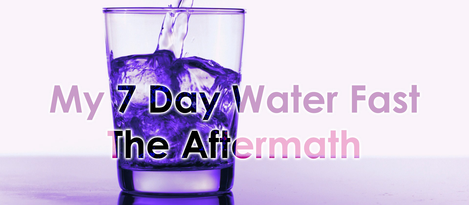 My 7 Day Water Fast — Part 4— The Aftermath… - Marko Zelman - Medium