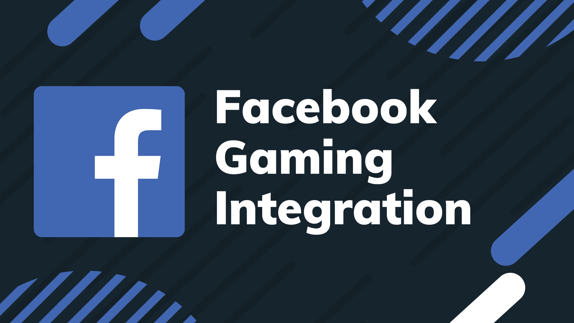 Streaming Games on Facebook Just Got Easier - Streamlabs Blog