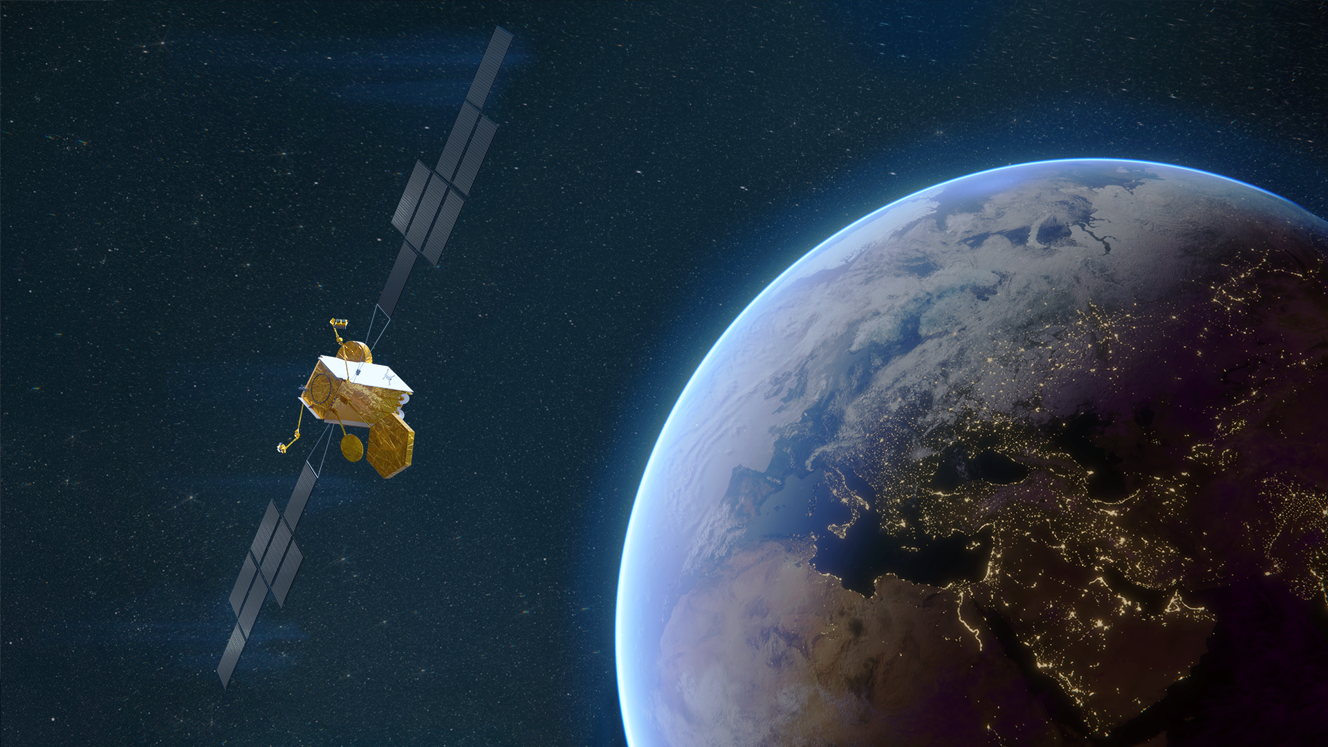 How Britain's Skynet satellites continue to secure our place in space