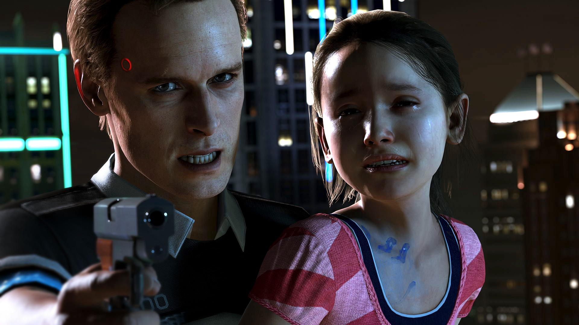 Detroit Become Human Will Arrive When It S Finished
