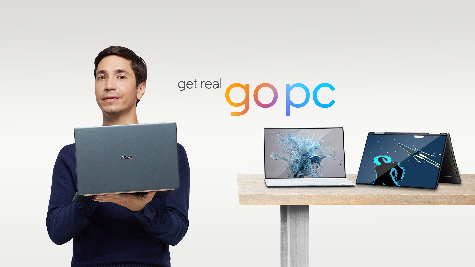 Intel's go PC campaign