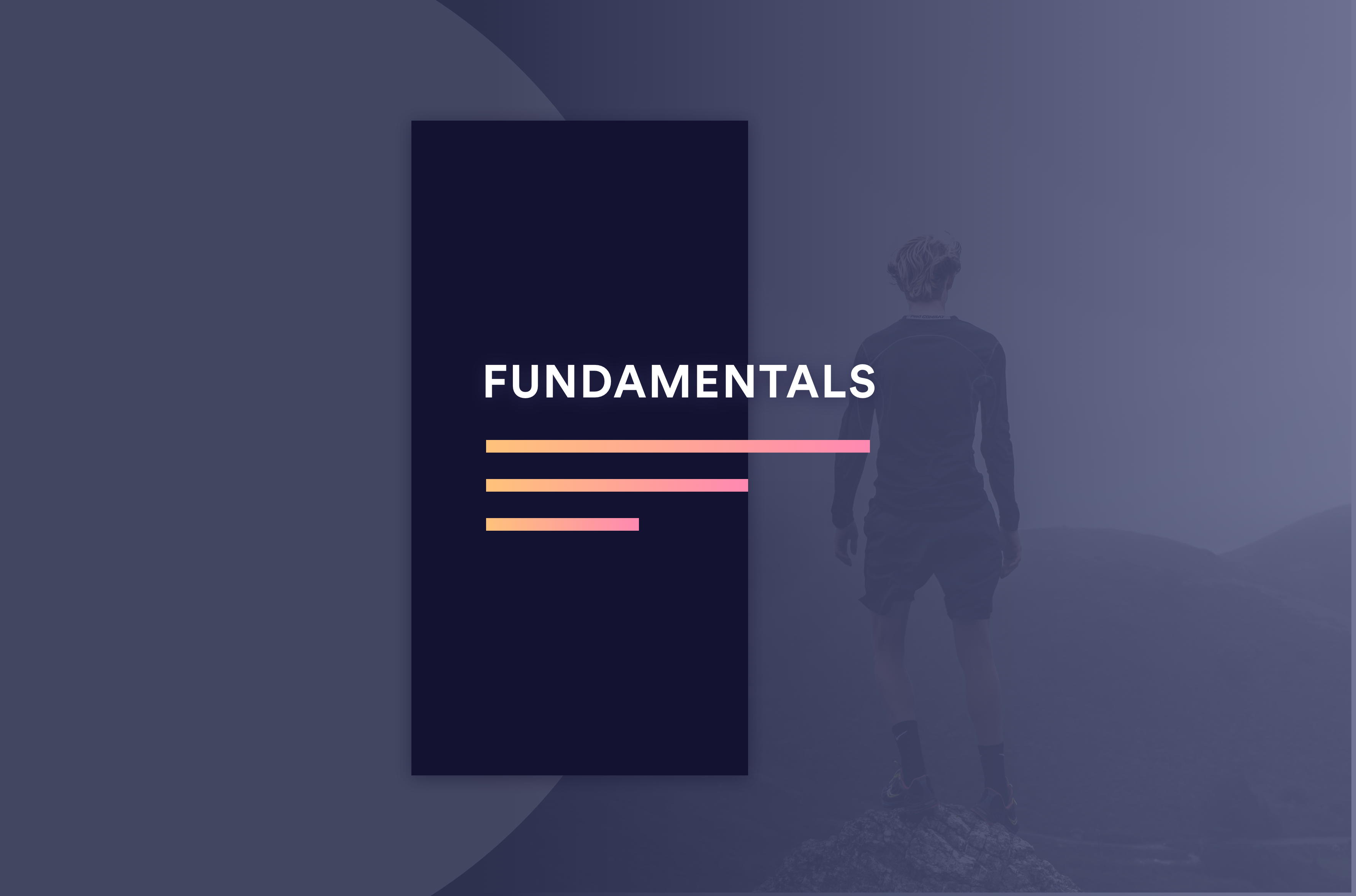 Before you can master design, you must first master the fundamentals