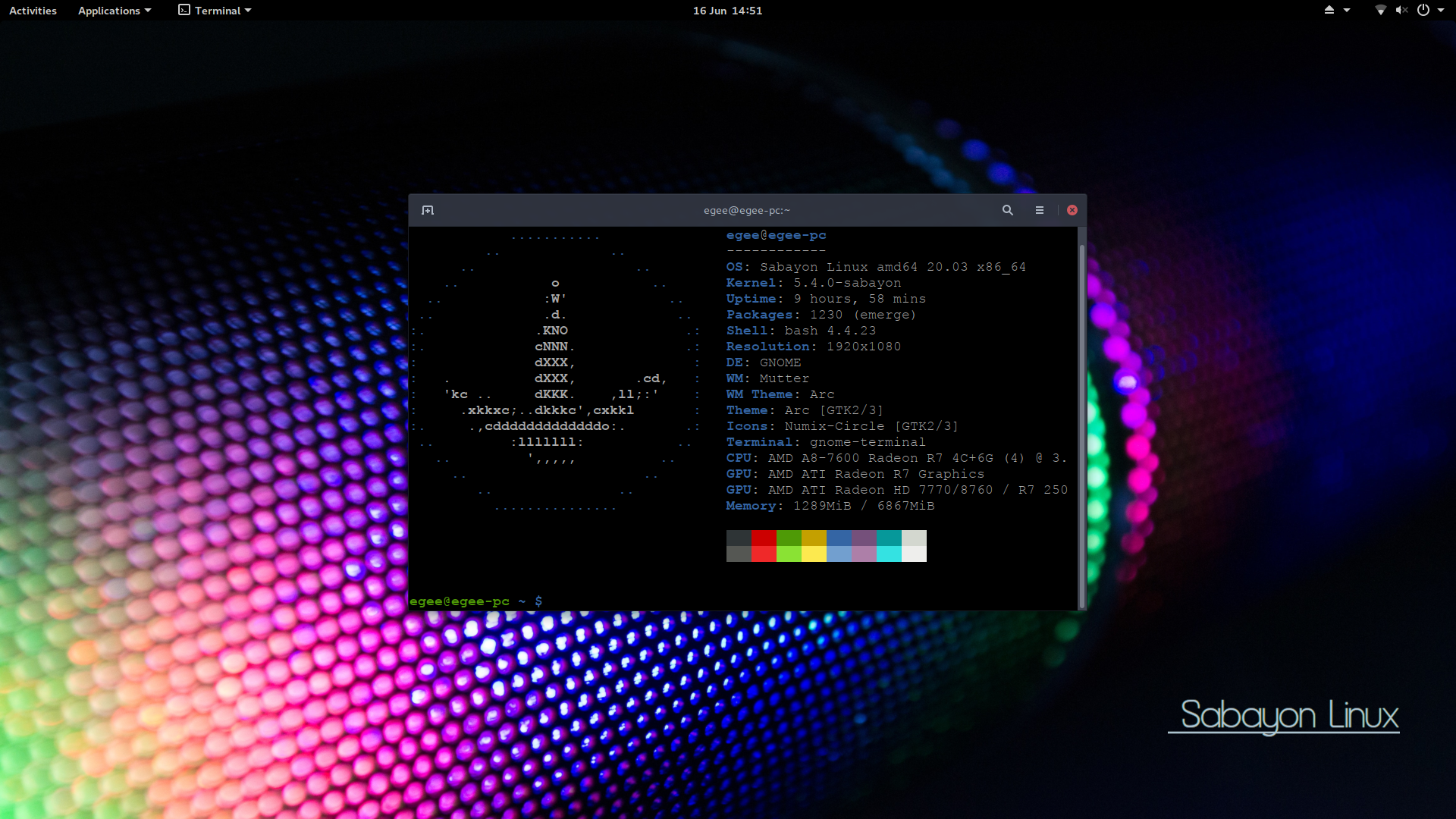 Sabayon Linux 3 19 Overview A Curious Gentoo Based Linux Distro By Egee Distro Delves Medium