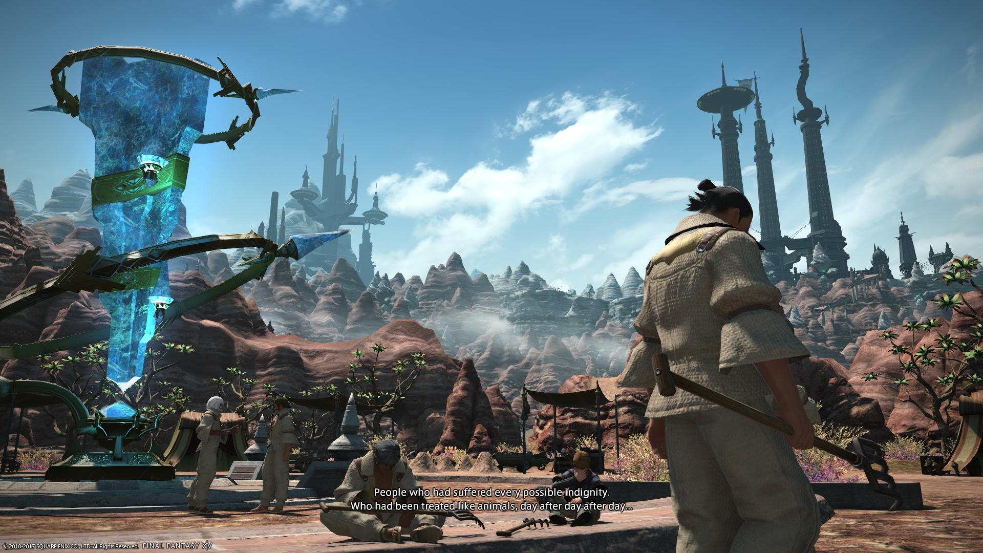 Final Fantasy XIV: Stormblood makes its colonialism as awful as it