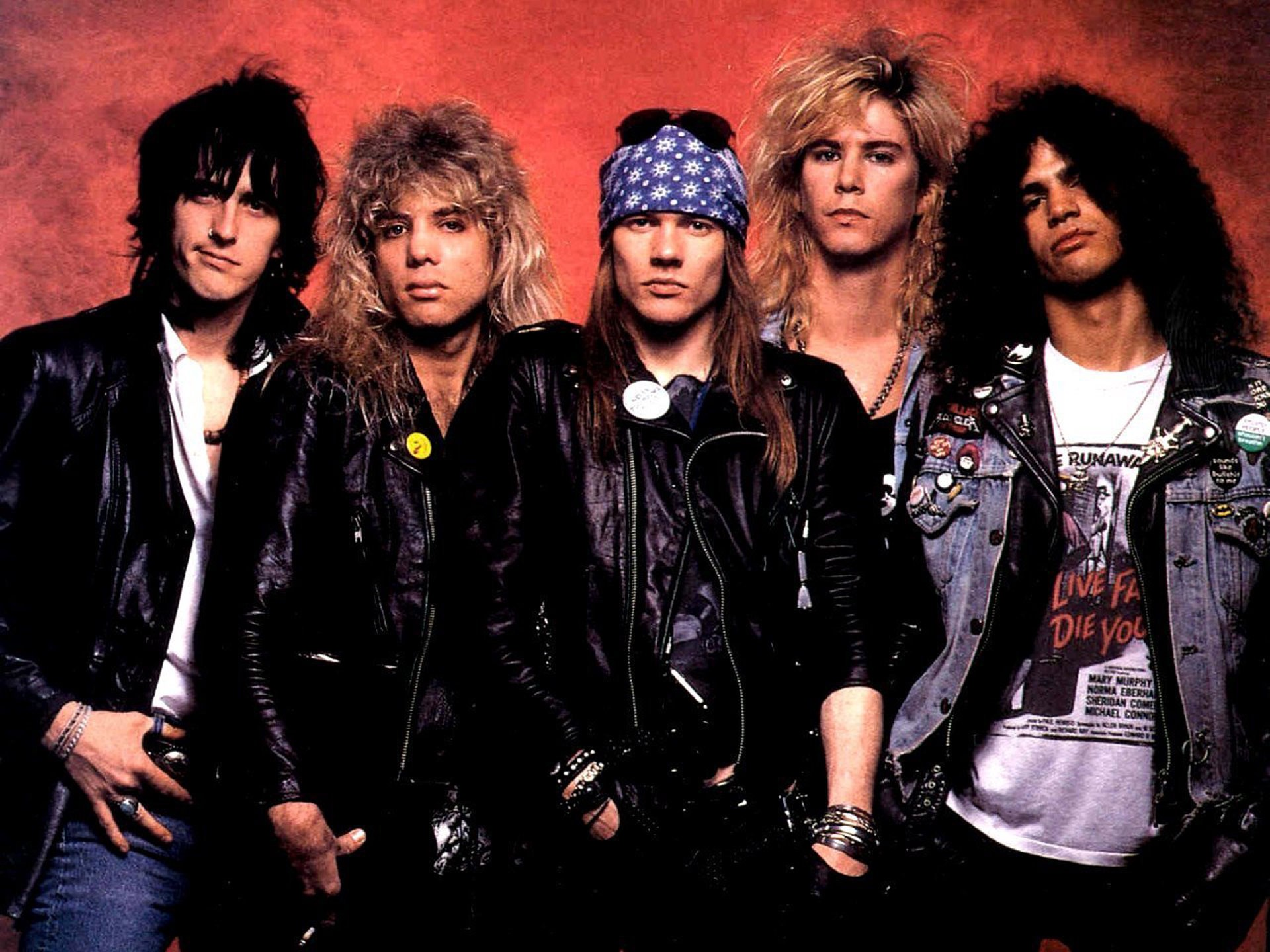 The Top Five Glam Metal Bands of All Time - NADblog