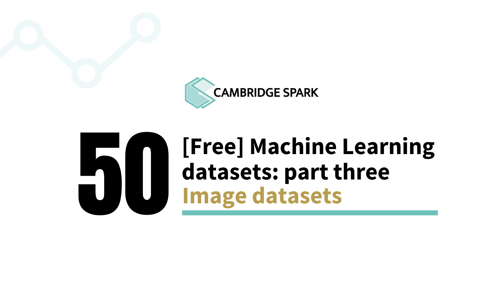 50 free Machine Learning Datasets: Image Datasets