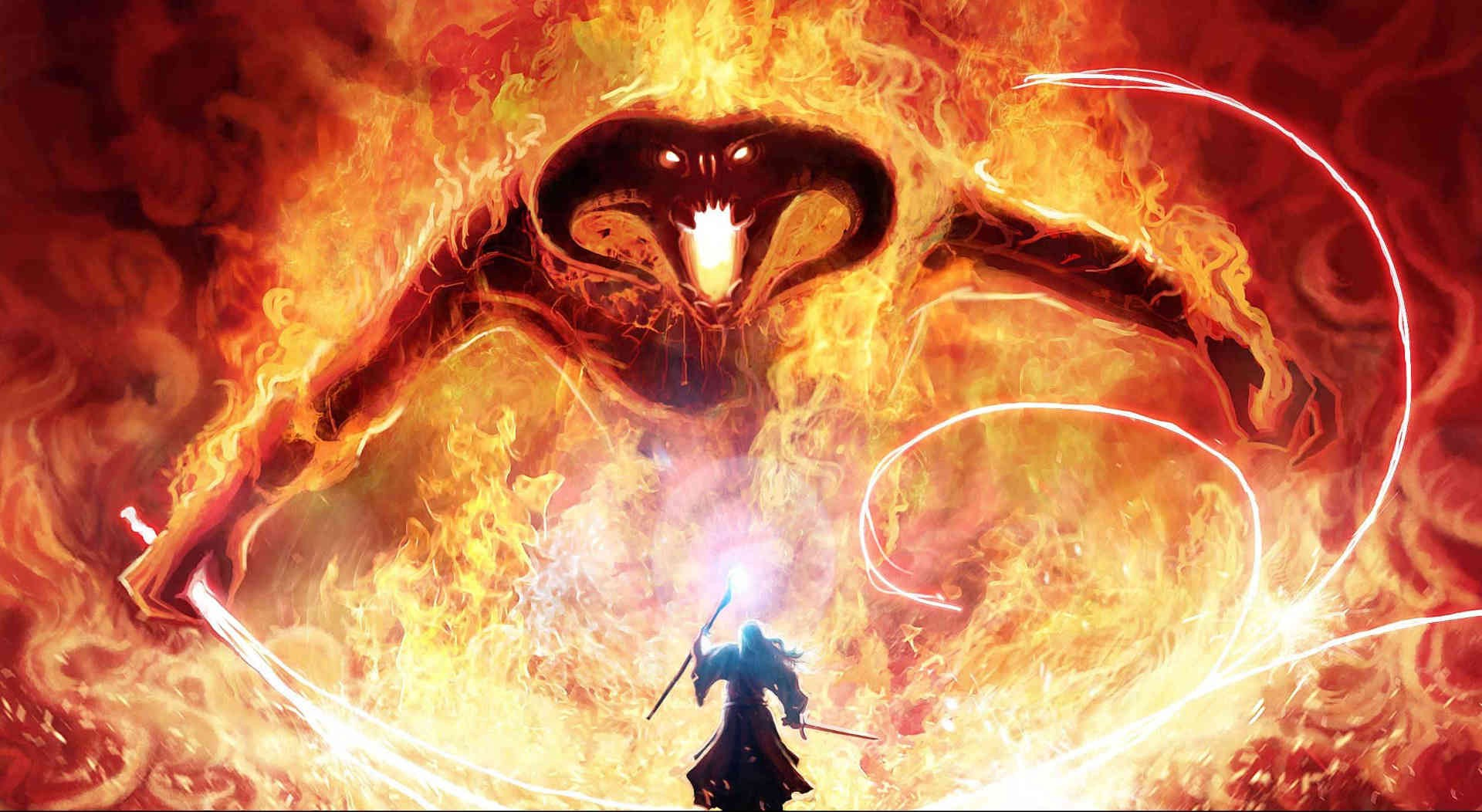 The Influence Of Dante S Inferno On J R R Tolkien S The Lord Of The Rings By Andrew Dagher Medium