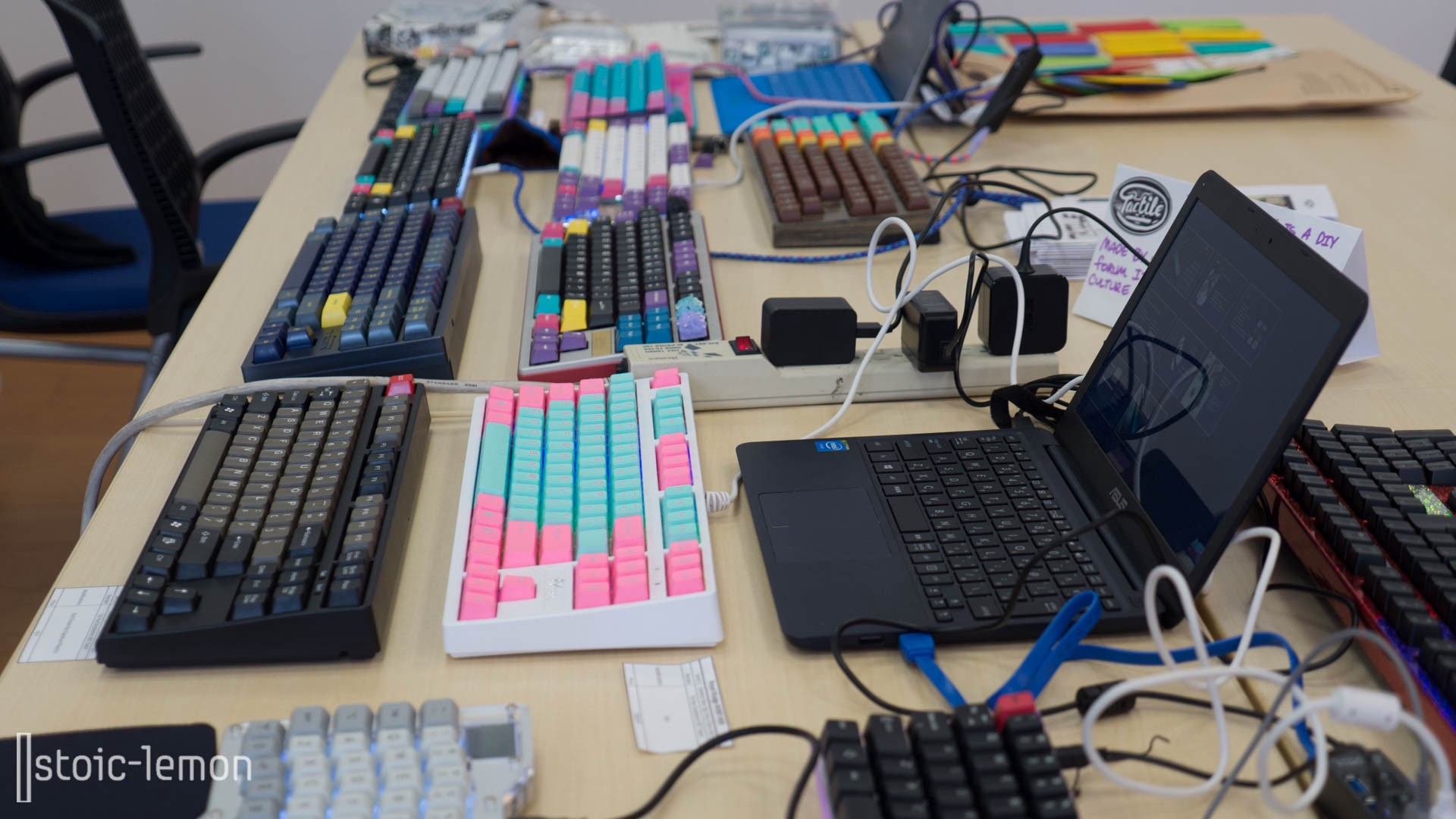Tokyo Mechanical Keyboard Meetup: how it happened and what