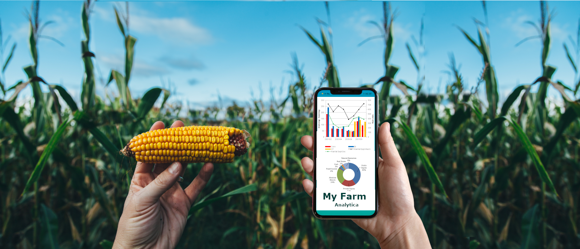 Data Science in Agriculture Image