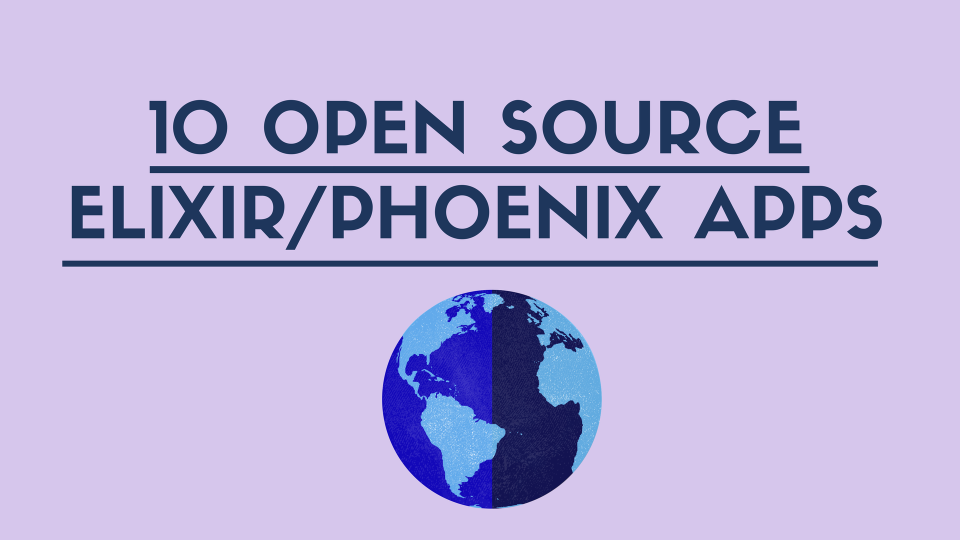 10 Amazing open source Elixir/Phoenix Apps - Aviabird - Medium