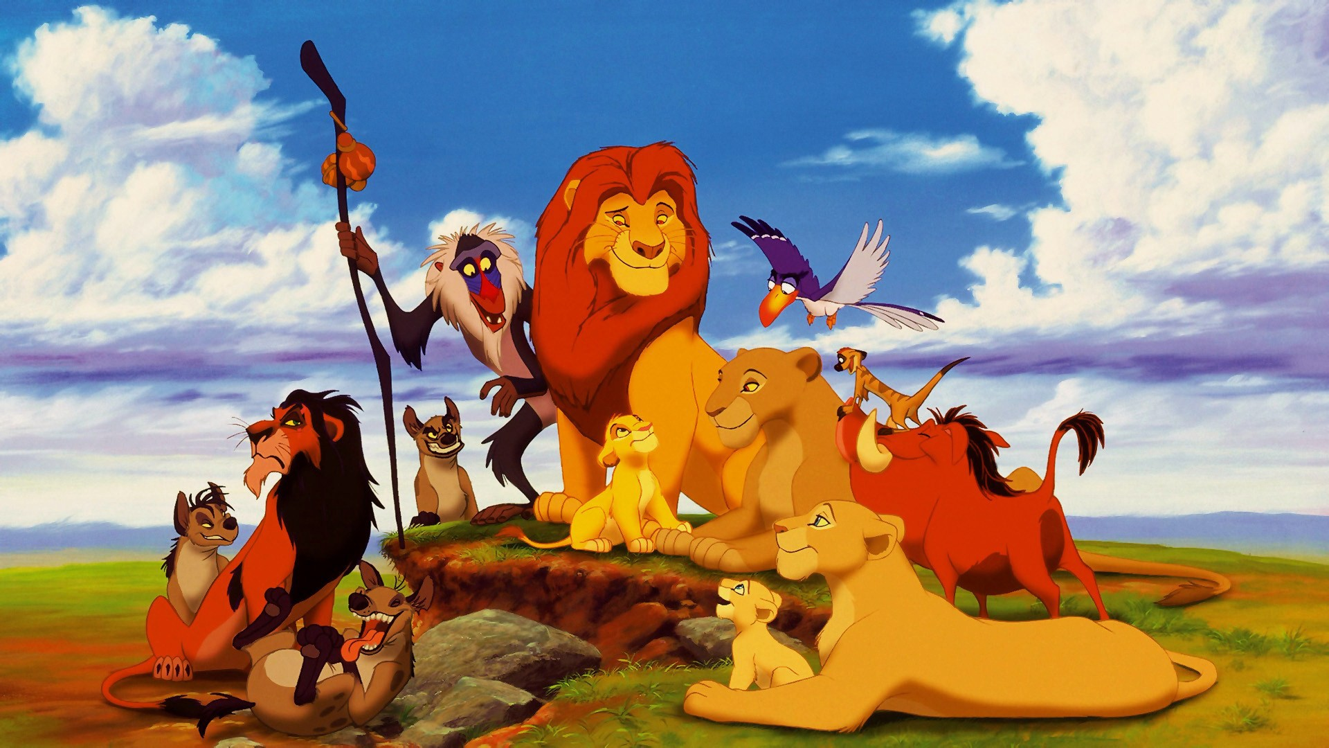 The Lion King The Importance Of Character Growth By Koopa Kev Medium